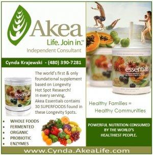 Featured image for Akea Essentials -- Independent Consultant, Cynda Krajewski