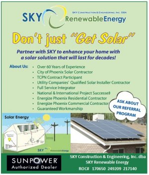 Featured image for SKY Renewable Energy - Solar