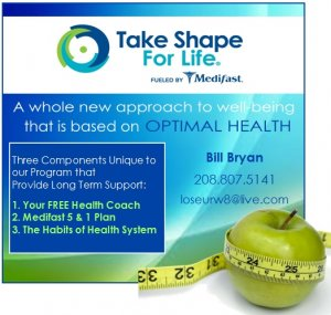 Featured image for Take Shape For Life