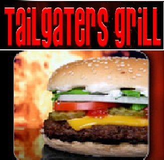Logo for Tailgaters Grill