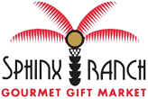 Logo for Sphinx Ranch Gourmet Gift Market